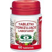 TABLETKI TONIZUJĄCE x 60 tabletek