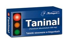 TANINAL 0,5g x 20 tabl.