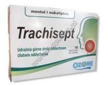 TRACHISEPT x 16 past. mentol-ekaliptus