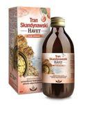 TRAN SKANDYNAWSKI HAVET Smak wiśniowy płyn 250ml