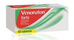 VENORUTON Forte 0,5g x 60 tabletek