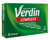 VERDIN Complexx x 30 tabletek