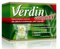 VERDIN Complexx x 60 tabletek