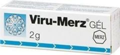 VIRU-MERZ Żel 2g
