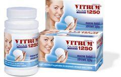 VITRUM Calcium 1250 + Vit. D3 x 30 tabl.