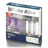 WHITE KISS Flash 0,1% zestaw wybielający z  żelem