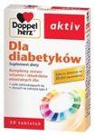 DOPPELHERZ Aktiv Dla Diabetyków x 30 tabletek