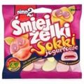 NIMM 2 ŚMIEJŻELKI SOKKI Jogurtowe 90g