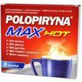 Polopiryna Max Hot x 8 saszetek