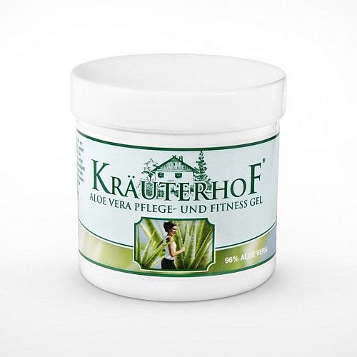 krauterhof aloe vera pflege und fitnnes gel el z aloesem 250ml cena opinie apteka. Black Bedroom Furniture Sets. Home Design Ideas