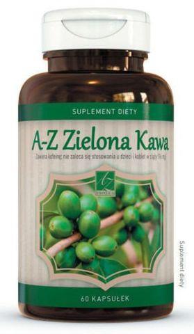 A-Z Zelona Kawa x 60 kapsułek