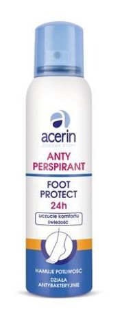 ACERIN Dezodorant do stóp Foot Protect antyperspirant 100ml