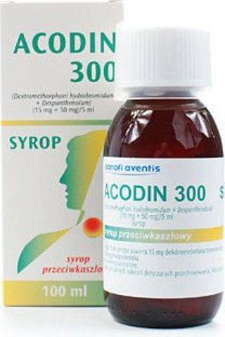 ACODIN 0,30  syrop 120ml