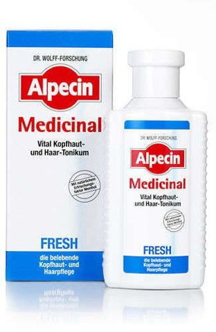 ALPECIN Medicinal Tonik do włosów FRESH 200ml