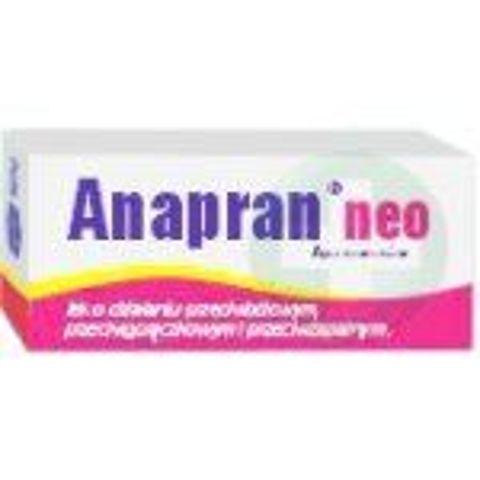 ANAPRAN NEO 220mg x 10 tabletek