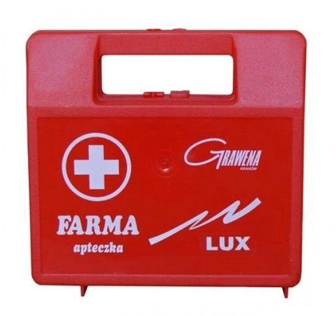 APTECZKA Farma Lux czerwona