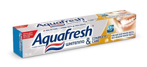 AQUAFRESH WHITENING & COMPLETE CARE Pasta 75ml
