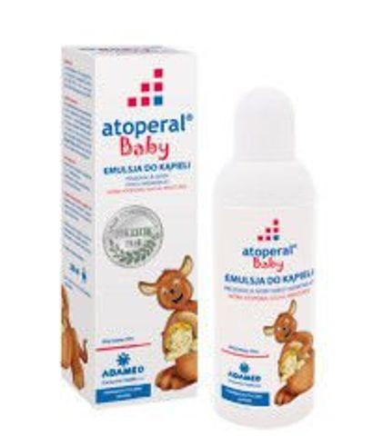 ATOPERAL BABY emulsja do kąpieli 440ml