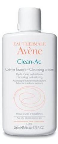 AVENE Clean-Ac Żel - Krem oczyszczający 200ml