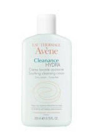 AVENE Cleanance Hydra Łagodzący krem oczyszczający 200ml