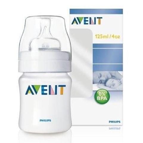 AVENT Butelka BPA Free 125ml 680/17