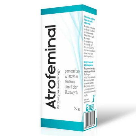 Atrofeminal żel 50g