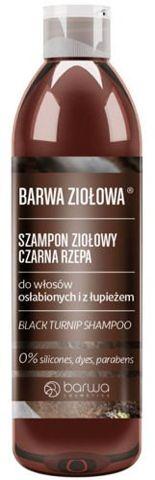 BARWA Szampon Czarna Rzepa 250ml