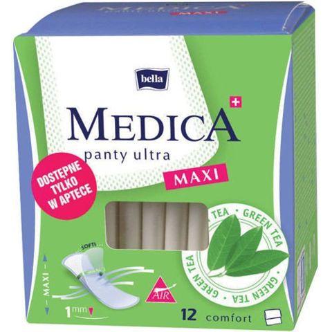 BELLA PANTY MEDICA ULTRA MAXI COMFORT Wkładki x 12 sztuk