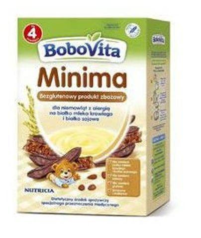 BOBOVITA MINIMA Bezglutenowy produkt zbożowy 350g