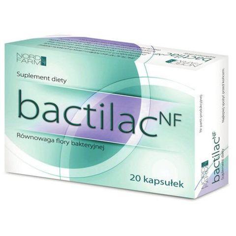 Bactilac x 20 kapsułek