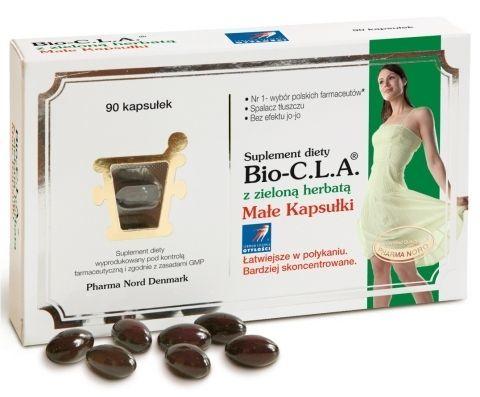 Bio-CLA z zieloną herbatą x 30kaps.