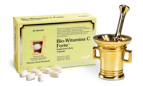 Bio-Witamina C Forte x 30 tabletek