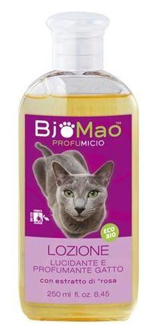 BjoBao Emulsja nadająca połysk i niwelująca nieprzyjemny zapach sierści kotów 250ml