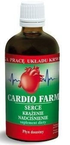 CARDIO FARM Płyn 100ml
