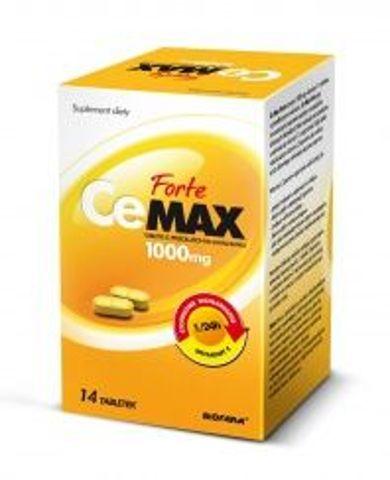 CEMAX Forte x 14 tabletek o przedłużonym uwalnianiu