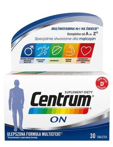 CENTRUM ON x 30 tabletek