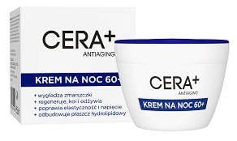 CERA+ Antiaging Krem na noc 60+ 50ml