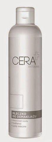 CERA+ Antiaging mleczko do demakijażu 200ml