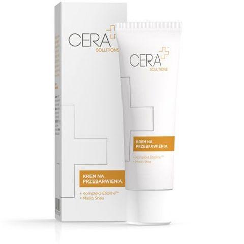 CERA+ Solutions Krem na przebarwienia 50ml