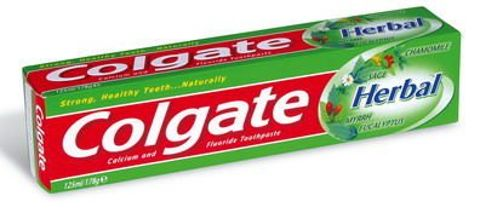 COLGATE Pasta Herbal 125ml
