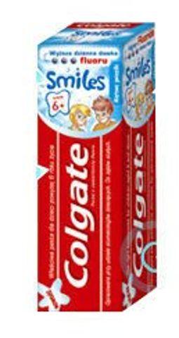 COLGATE Pasta Junior Smiles Od 6+ lat miętowa 50ml