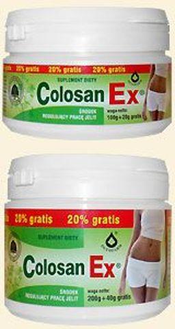 COLOSAN EX 120g