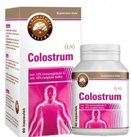 COLOSTRUM x 60 kapsułek