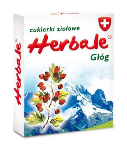 Cukierki ziołowe Herbale głóg 50g