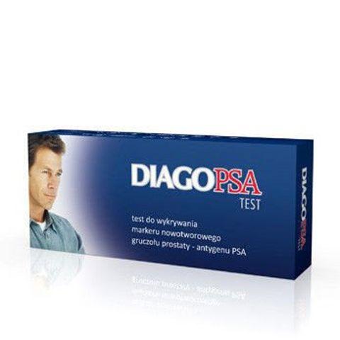 DIAGOPSA test do wykrywania markeru nowotoworowego gruczołu prostaty