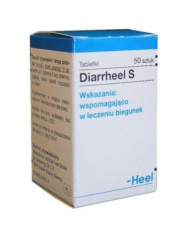 DIARRHEEL S x 50 tabletek