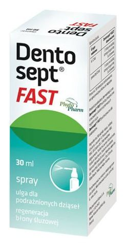 Dentosept Fast spray 30ml