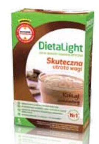 Dieta Light Koktajl czekoladowy x 5 porcji