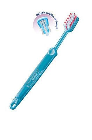 ELGYDIUM Clinic X Ortho-Junior Szczoteczka ortodontyczna dla dzieci i młodzieży x 1sztuka