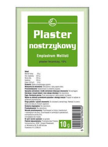 EMPLASTRUM MELILOTI maść 10g Plaster